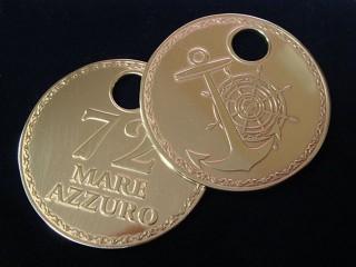 "номерки в гардероб ""mare azzuro"""