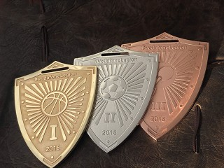 Making medals, medals to order | Image Grad