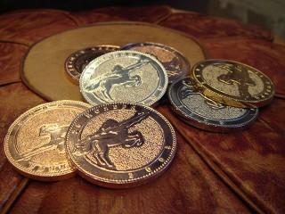 "монеты ""стрелец"""