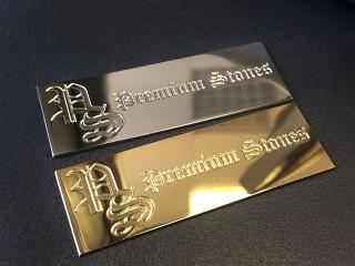 "шильды ""premium stones"""